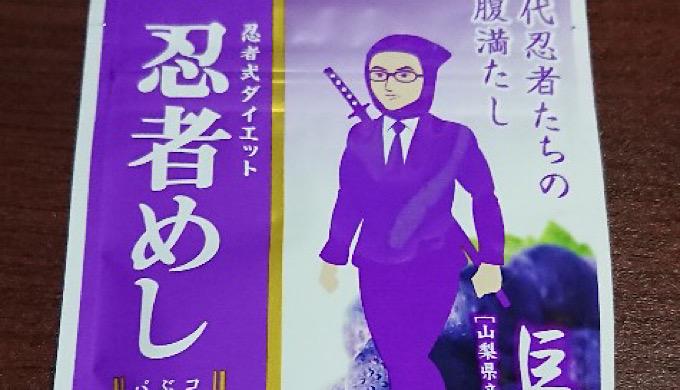 忍者 めし ガッチマン
