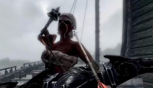 【Switch版スカイリム日記】盗賊ギルド特殊任務『デインティ・スロード号』③【#47】