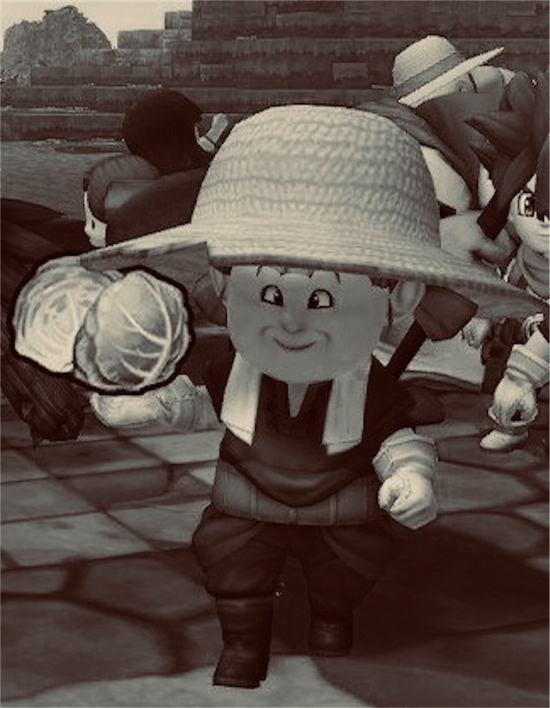 【ドラクエビルダーズ2】農民