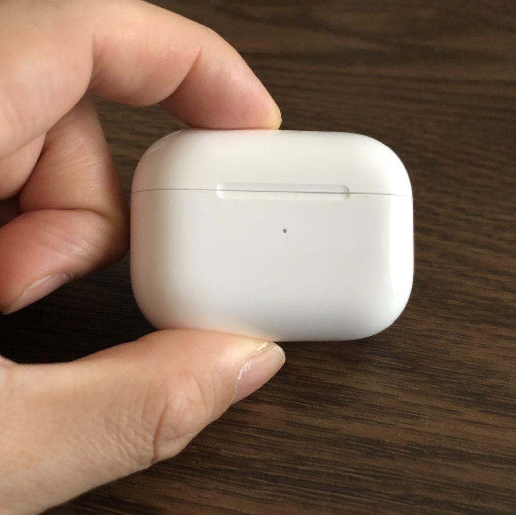 Wireless  Charging  Case(充電ケース)の大きさ