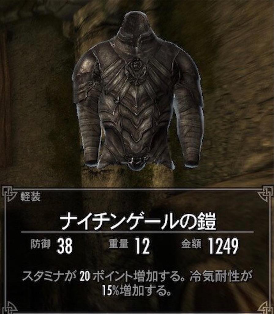 ナイチンゲールの鎧