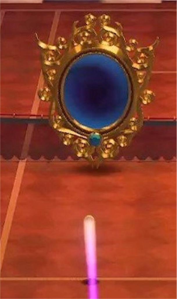 『マリオテニスエース』ミラージュの館