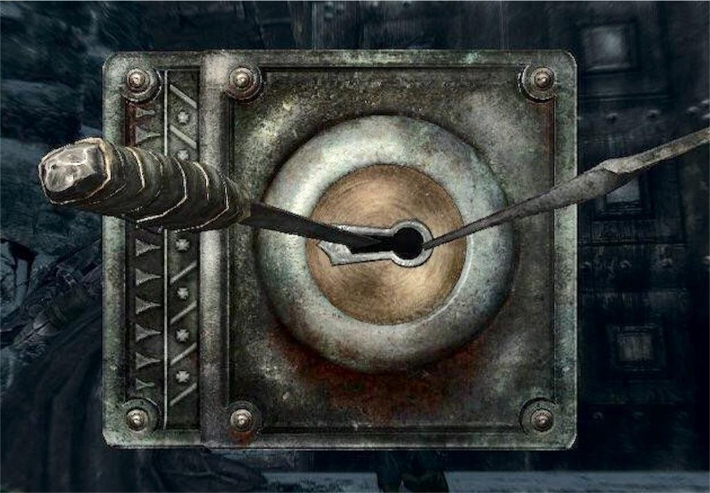 【スカイリム】『泥棒の仕事』ウィンドヘルム、ブランウルフ・フリー・ウィンターの家の玉石のフラゴン編
