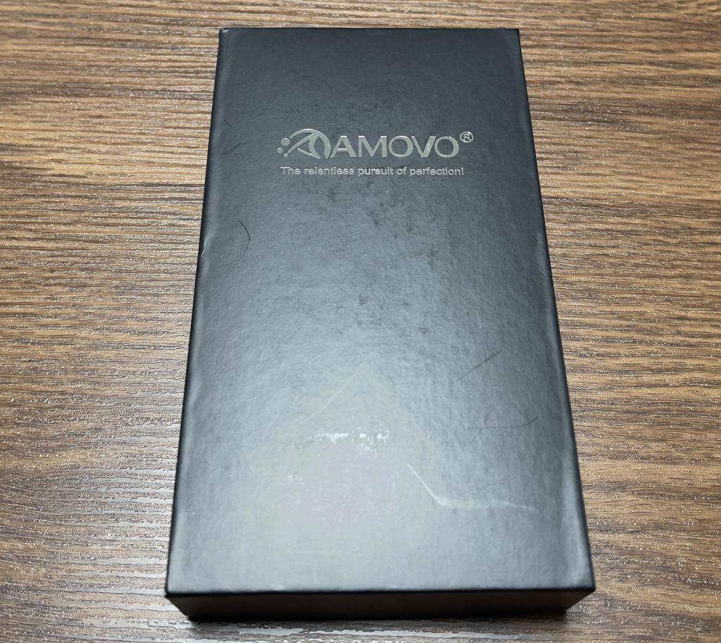 AMOVOの手帳型・分離式ケース