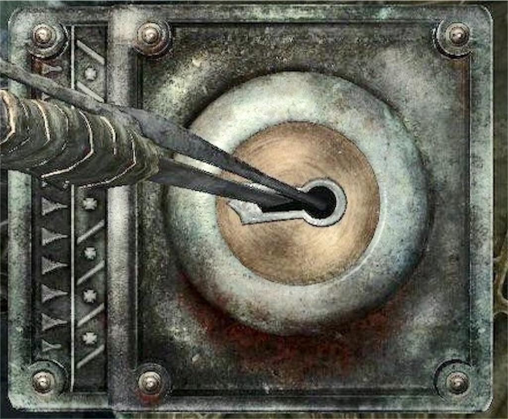 【スカイリム】『一掃の仕事』マルカルス、溶鉱炉の監督官の家から貴重品を3つ編