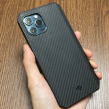 【レビュー】PITAKA『MagEZ Case Pro 2』MagSafeにも対応でアラミド繊維が頑丈なiPhoneケース!